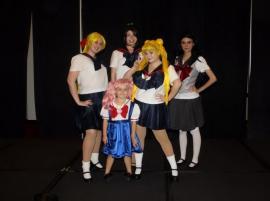 Rei Hino from Sailor Moon Seramyu Musicals