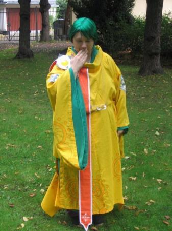 Fujiwara no Takamichi from Harukanaru Toki no Naka de worn by Linchen