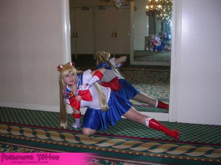Sailor Moon from Sailor Moon worn by Alkrea