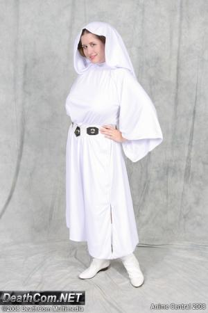 Princess Leia Organa from Star Wars Episode 4: A New Hope worn by Alkrea