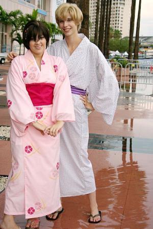 Tamaki Suoh from Ouran High School Host Club worn by Kichara