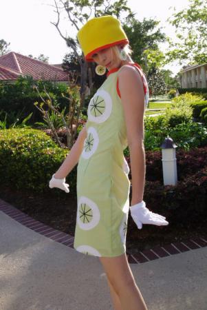 Miss Valentine from One Piece