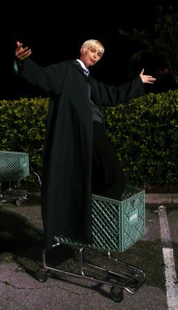 Draco Malfoy from Harry Potter worn by Kichara