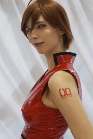 Meiko from Vocaloid worn by Kichara