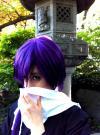 Saitou Hajime from Hakuouki Shinsengumi Kitan (Worn by Chibiko)