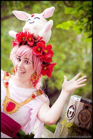 Hikaru Shidou from Magic Knight Rayearth worn by Jayuna