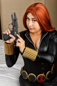 Black Widow from Marvel Comics worn by LauraC