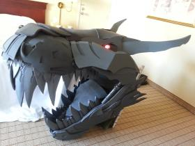 Grimlock from Transformers worn by LauraC