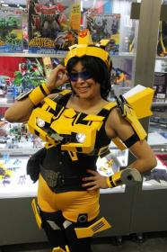 Bumblebee from Transformers worn by LauraC