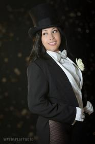 Zatanna Zatarra from DC Comics worn by LauraC