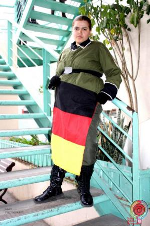 Germany / Ludwig from Axis Powers Hetalia worn by Yuki Roxas
