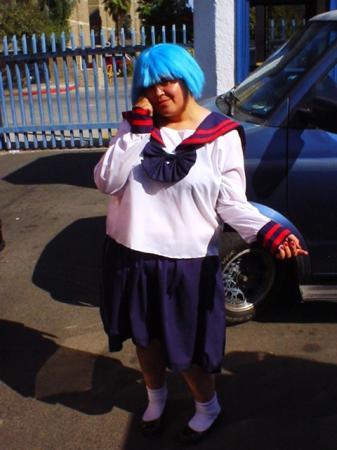 Ami Mizuno from Sailor Moon Sailor Stars worn by Yuki Roxas