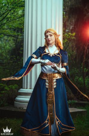 Zelda from Legend of Zelda: Breath of the Wild