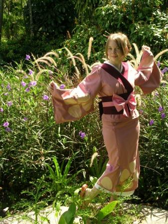 Fuu from Samurai Champloo worn by Dandelionswish