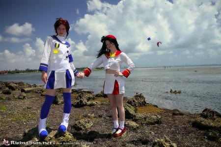 Misaki Suzuhara from Angelic Layer worn by Dandelionswish