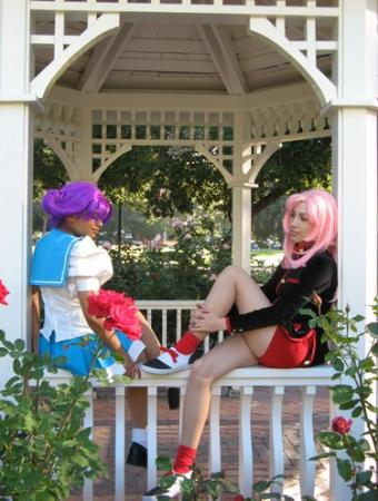 Anthy Himemiya from Revolutionary Girl Utena worn by Sundari-chan
