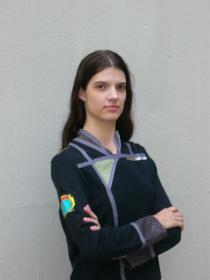 Commander Ivanova