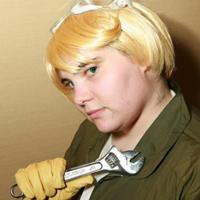 Spanner from Katekyo Hitman Reborn! worn by thedoctorboy