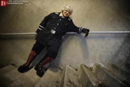 Prussia / Gilbert Weillschmidt from Axis Powers Hetalia worn by thedoctorboy