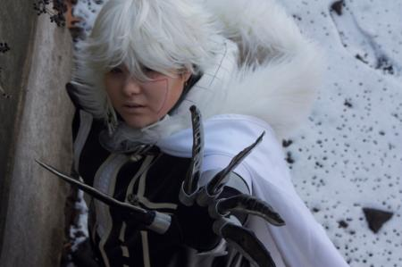 Allen Walker from D. Gray-Man worn by thedoctorboy
