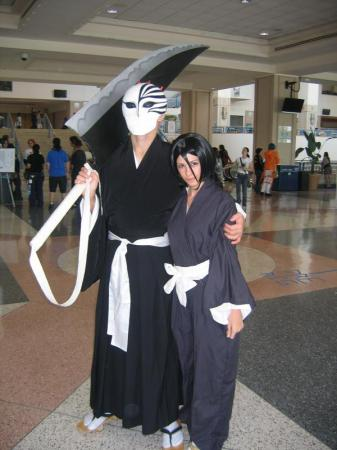 Rukia Kuchiki from Bleach
