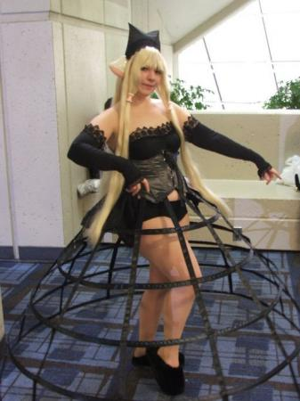 Freya from Chobits worn by Bear