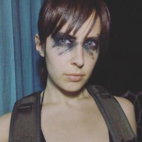 Quiet from Metal Gear Solid 5: The Phantom Pain