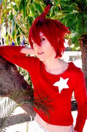 Takuto Tsunashi from Star Driver: Kagayaki no Takuto worn by M Is For Murder