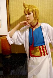 Alibaba Saluja from Magi Labyrinth of Magic (Worn by M Is For Murder)