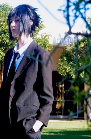 Sasuke Uchiha from Naruto Shippūden (Worn by M Is For Murder)