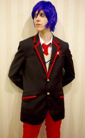 Shouma Takakura from Mawaru Penguindrum (Worn by M Is For Murder)