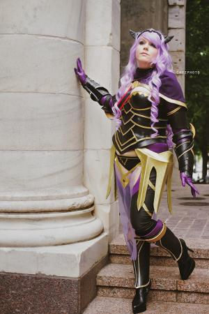 Camilla from Fire Emblem Fates by Tham