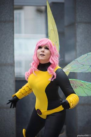 Pixie from X-Men by Tham