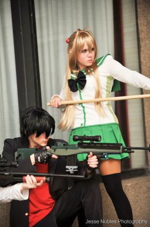 Miyamoto Rei from Highschool of the Dead
