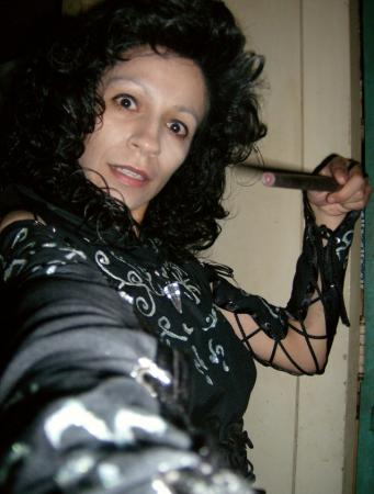 Bellatrix Lestrange  (Black) from Harry Potter
