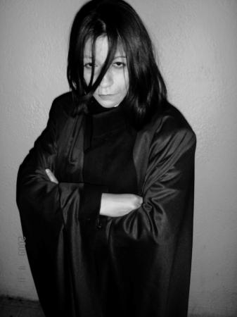 Severus Snape from Harry Potter worn by akza