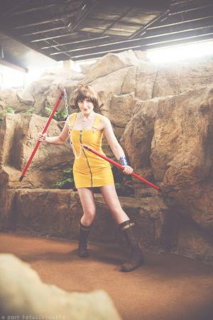Selphie Tilmitt from Final Fantasy VIII by TotallyToastyAri