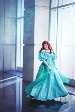 Ariel from Little Mermaid worn by TotallyToastyAri
