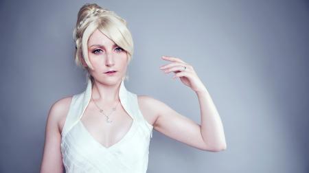 Lunafreya Nox Fleuret from Final Fantasy XV worn by TotallyToastyAri