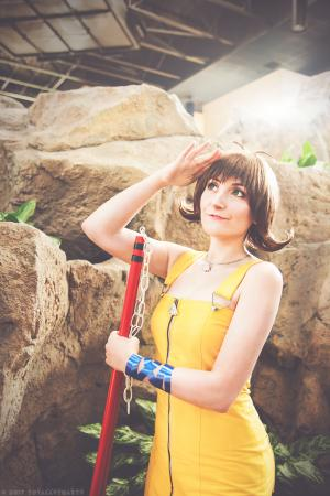 Selphie Tilmitt from Final Fantasy VIII worn by TotallyToastyAri
