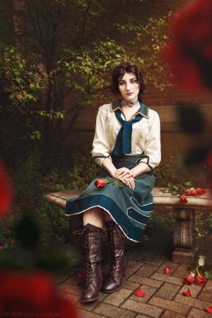 Elizabeth from Bioshock Infinite worn by TotallyToastyAri