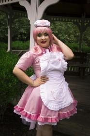 Nurse Joy from Pokemon worn by Mistress_9