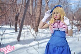 Sheryl Nome from Macross Frontier worn by Mistress_9