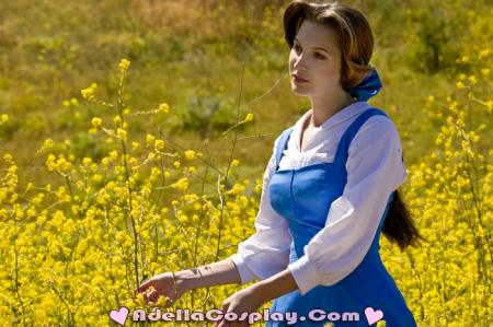Belle from Beauty and the Beast worn by Adella