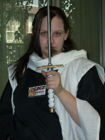 Kuchiki Byakuya from Bleach worn by Izanami