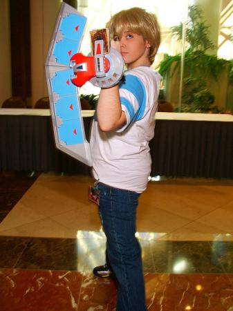 Joey Wheeler / Jounouichi Katsuya from Yu-Gi-Oh! Duel Monsters worn by Nyoko