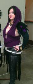 Morrigan from Dragon Age: Origins worn by Nyoko