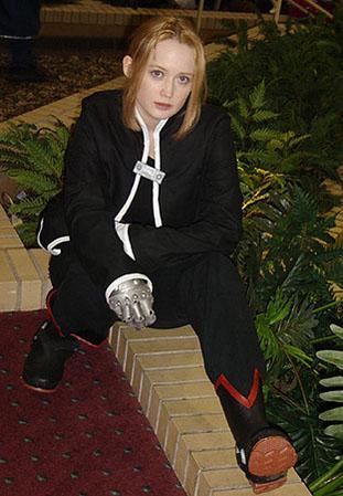 Edward Elric from Fullmetal Alchemist worn by Miyabi-