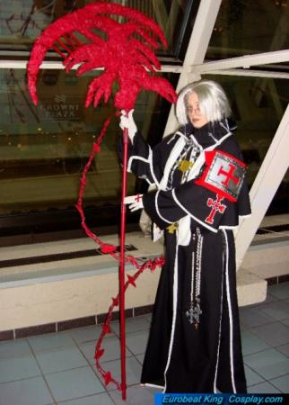 Abel Nightroad from Trinity Blood worn by Miyabi-