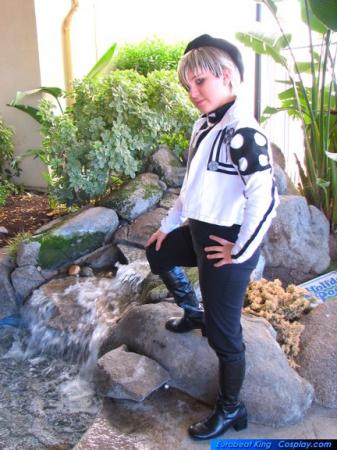 Bak Chan from D. Gray-Man worn by Jabi